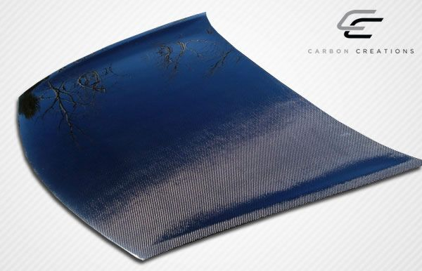 Carbon Creations OEM Hood - 1 Piece - Carbon Creations 104755