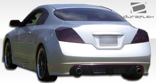 Duraflex Racer Side Skirts Rocker Panels - 2 Piece - Duraflex 105014