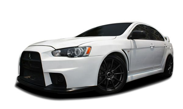 Duraflex Evo X Look Body Kit - 13 Piece - Duraflex 107006