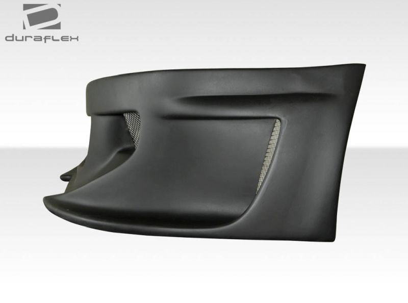 Duraflex Racer Front Lip Under Spoiler Air Dam - 1 Piece - Duraflex 100548