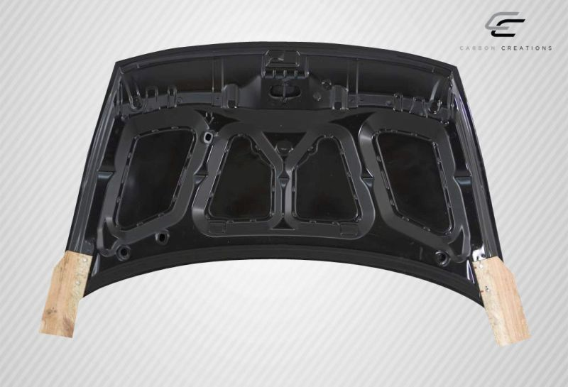 Carbon Creations OEM Hood - 1 Piece - Carbon Creations 100681