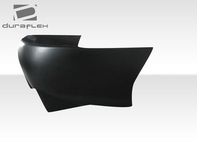 Duraflex Vader Rear Lip Under Spoiler Air Dam - 1 Piece - Duraflex 101015