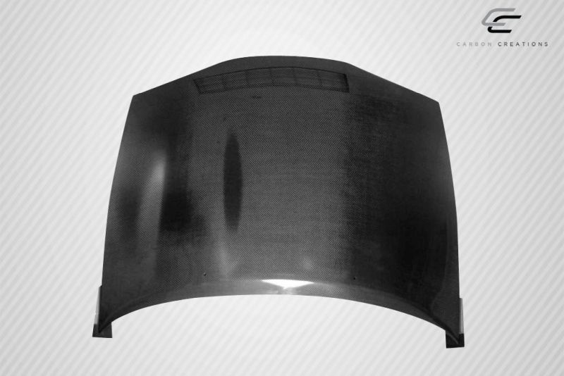 Carbon Creations OEM Hood - 1 Piece - Carbon Creations 101579