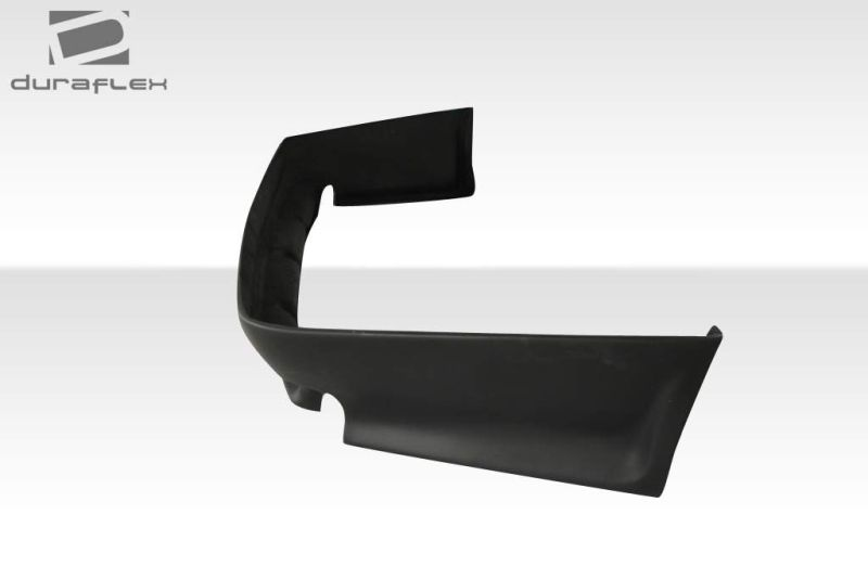 Duraflex Racer Rear Lip Under Spoiler Air Dam - 1 Piece - Duraflex 104377