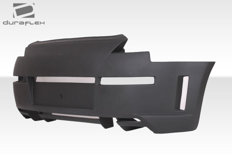 Duraflex S Design Rear Bumper Cover - 1 Piece - Duraflex 104982