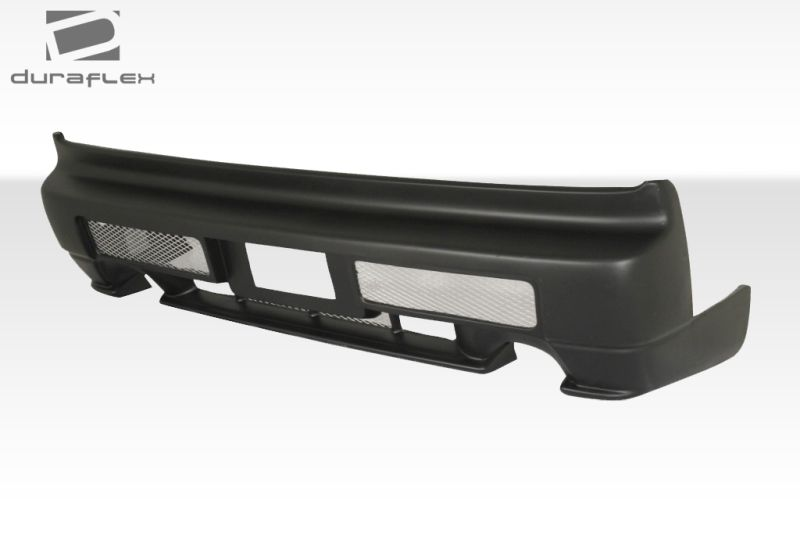 Duraflex GT Competition Rear Bumper Cover - 1 Piece - Duraflex 105256