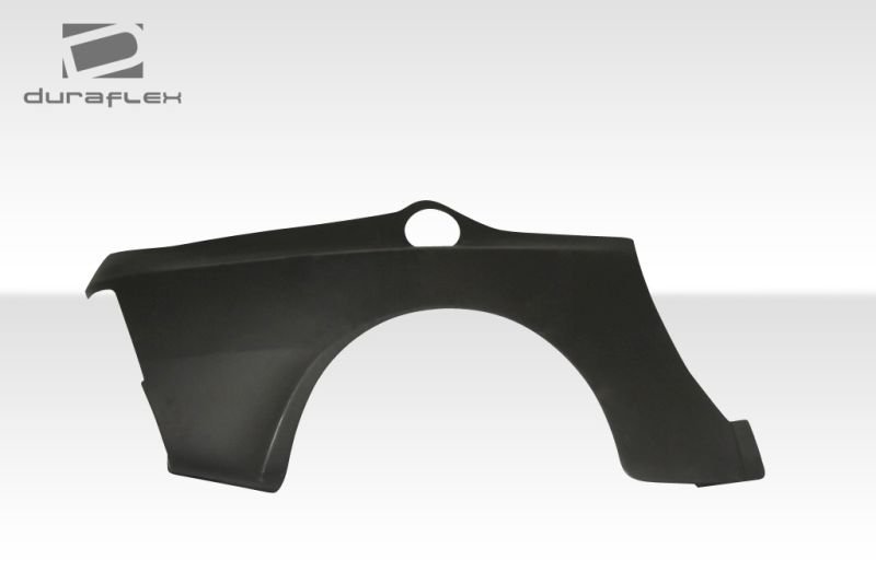 Duraflex Turbo 944 Look Rear Fender Flares - 2 Piece - Duraflex 105397