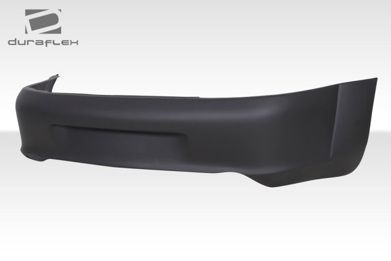 Duraflex GT3 RSR Look Wide Body Rear Bumper Cover - 1 Piece - Duraflex 105409