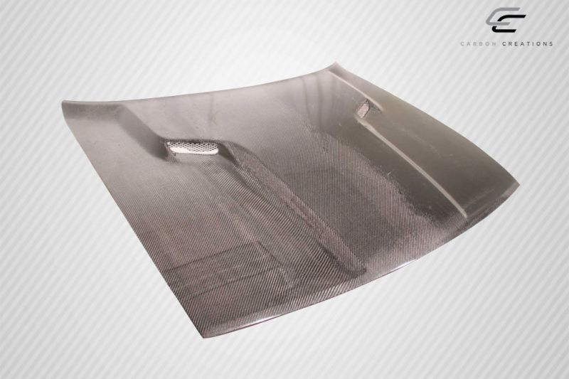 Carbon Creations SRT Look Hood - 1 Piece - Carbon Creations 105786