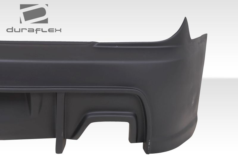 Duraflex Spec-R Rear Bumper Cover - 1 Piece - Duraflex 106007