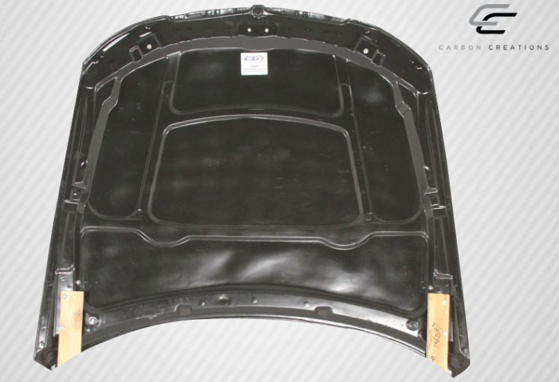 Carbon Creations OEM Hood - 1 Piece - Carbon Creations 106287