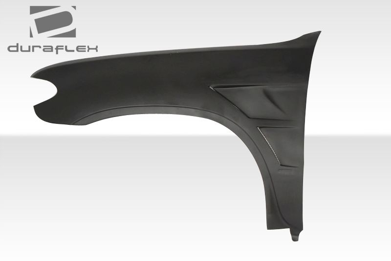 Duraflex Executive Fenders - 2 Piece - Duraflex 106300