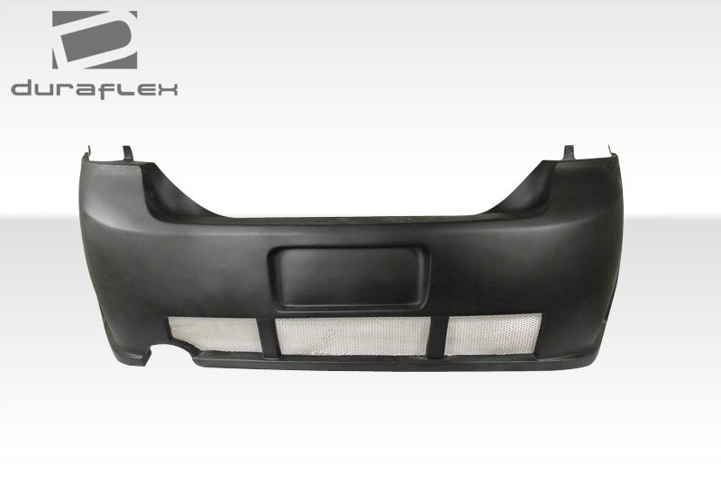 Duraflex Piranha Rear Bumper Cover - 1 Piece - Duraflex 106427