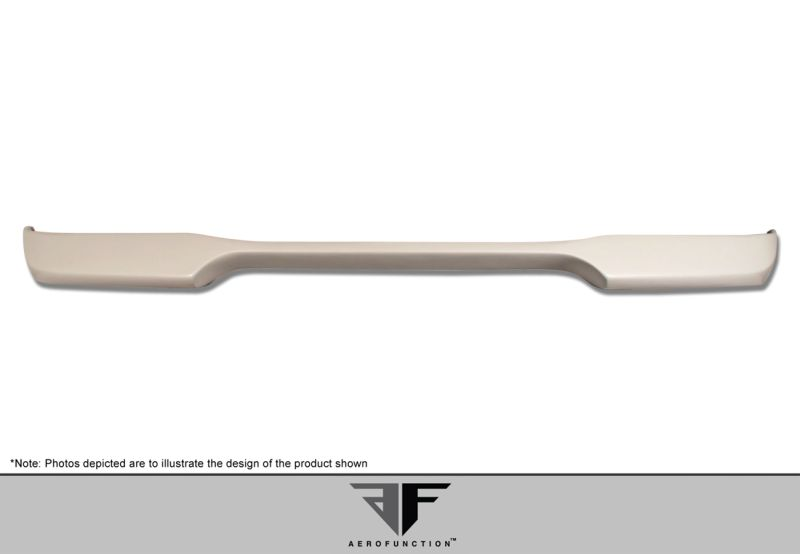 Aero Function AF-1 Front Add-On Spoiler ( GFK ) - 1 Piece - Aero Function 107364