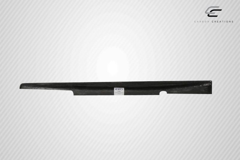 Carbon Creations AC Edition Side Skirts Rocker Panels - 2 Piece - Carbon Creations 107484