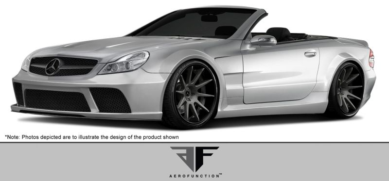 Aero Function AF-Signature Series 2 Wide Body Conversion Kit ( GFK CFP ) - 12 Piece - Aero Function 108030