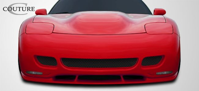 Couture TS Edition Front Bumper Cover - 1 Piece - Couture 108121