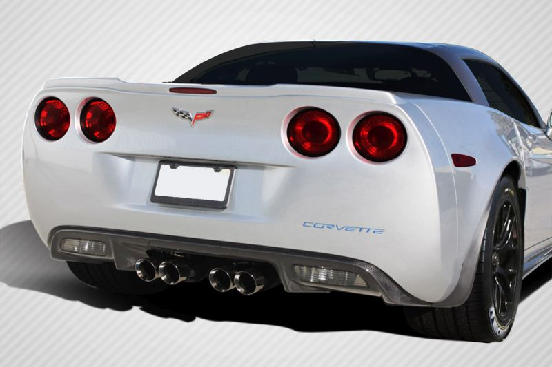 Carbon Creations ZR Edition Rear Diffuser - 1 Piece - Carbon Creations 108163