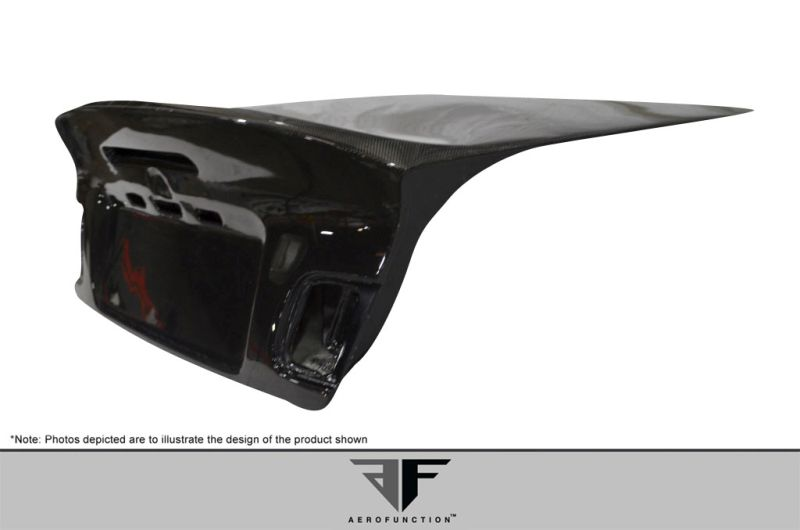 Aero Function Carbon AF-1 Trunk Lid ( CFP ) - 1 Piece - Aero Function 108528
