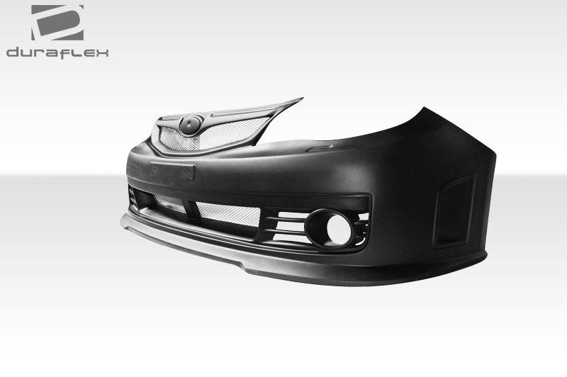 Subaru impreza front bumper replacement