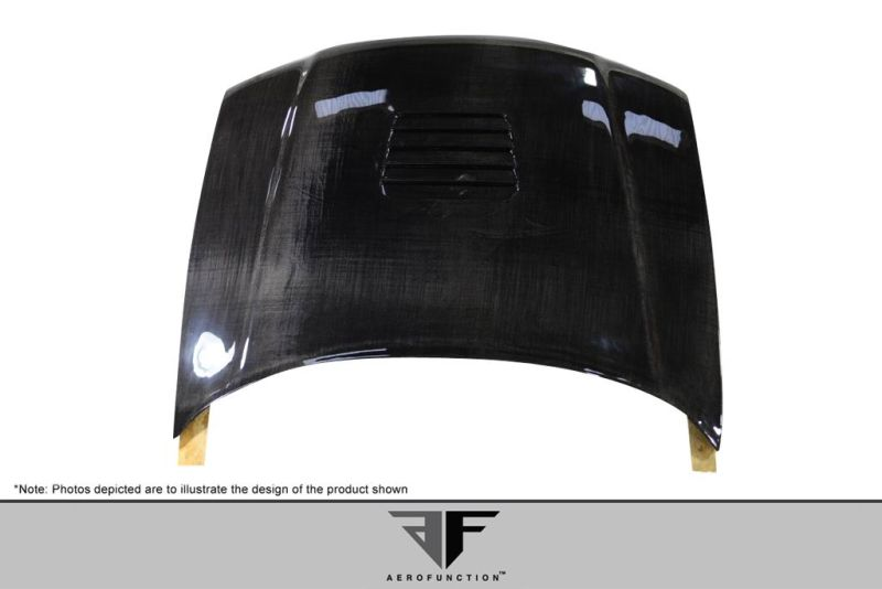 Aero Function Carbon AF-1 Hood ( CFP ) - 1 Piece - Aero Function 108941