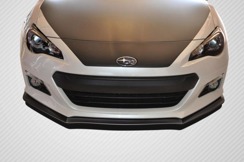 Carbon Creations ST-C Front Lip Under Spoiler Air Dam - 1 Piece - Carbon Creations 109135