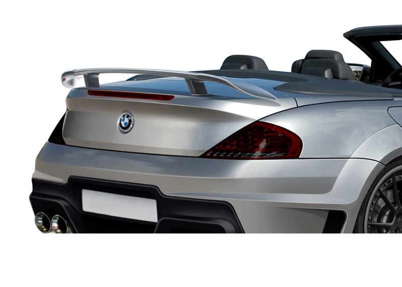 Aero Function AF-2 Trunk Spoiler ( GFK ) - 1 Piece - Aero Function 109269