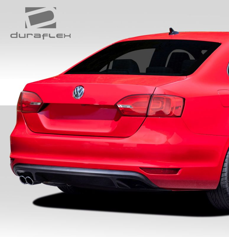 Duraflex GLI Look Rear Bumper Cover - 1 Piece - Duraflex 109317