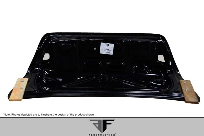 Aero Function AF-3 Trunk Lid ( CFP ) - 1 Piece - Aero Function 109676