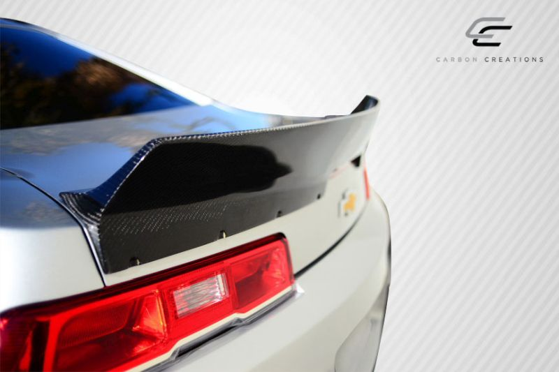 Carbon Creations GT Concept Rear Wing Trunk Lid Spoiler - 1 Piece - Carbon Creations 109928