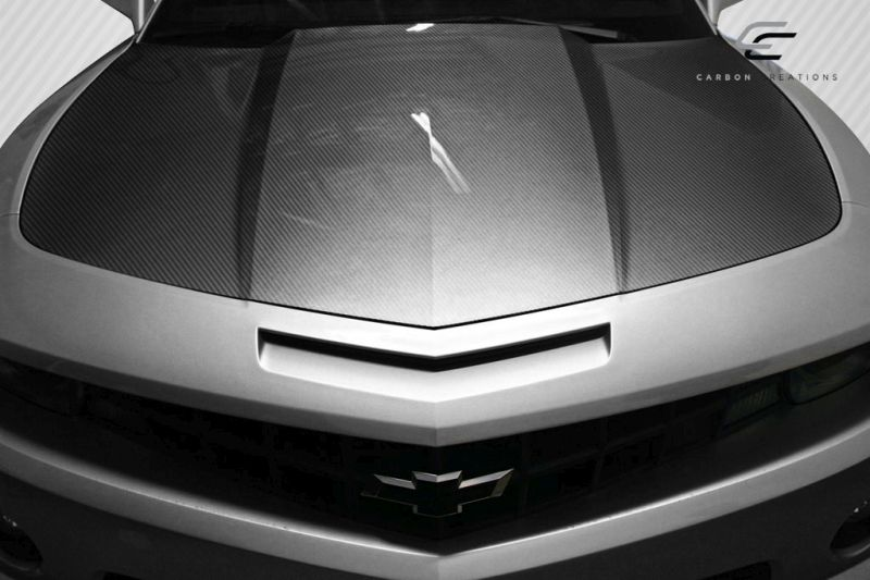 Carbon Creations OEM Hood - 1 Piece - Carbon Creations 106346
