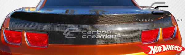 Carbon Creations OEM Trunk - 1 Piece - Carbon Creations 105827