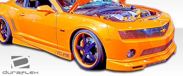 Duraflex Racer Front Lip Under Spoiler Air Dam - 1 Piece - Duraflex 105981
