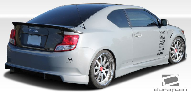 Duraflex GT Concept Body Kit - 4 Piece - Duraflex 107652