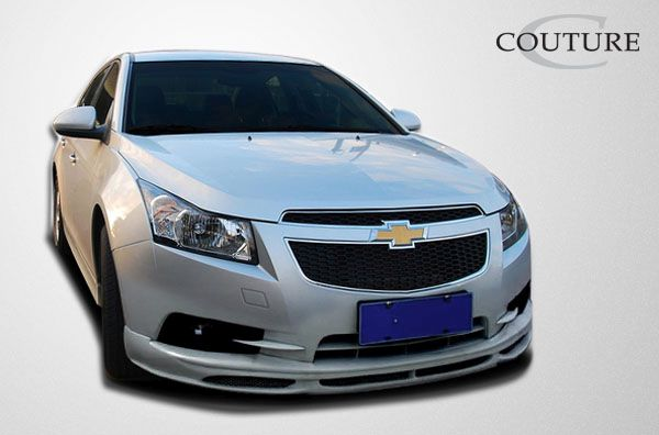 Couture RS Look Front Lip Under Spoiler Air Dam - 1 Piece - Couture 106922