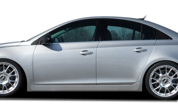 Couture RS Look Side Skirts Rocker Panels - 2 Piece - Couture 106923
