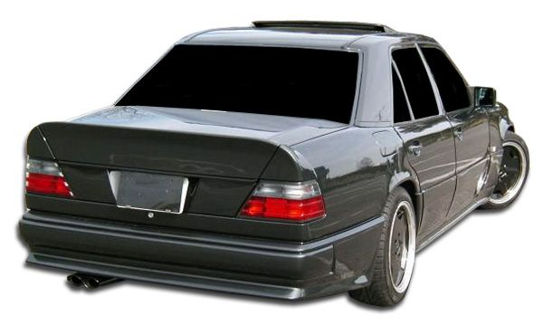 Duraflex AMG Look Rear Bumper Cover - 1 Piece - Duraflex 105063