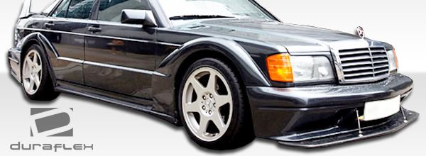 Duraflex Evo 2 Wide Body Kit - 16 Piece - Duraflex 105483