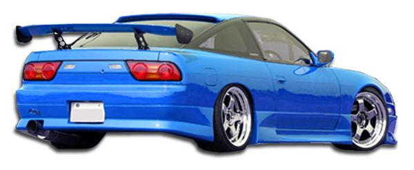 Duraflex GP-1 Side Skirts Rocker Panels - 2 Piece - Duraflex 100861