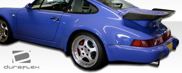 Duraflex Turbo Look Body Kit - 4 Piece - Duraflex 105490
