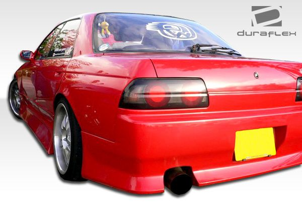 Duraflex B-Sport Body Kit - 4 Piece - Duraflex 104594