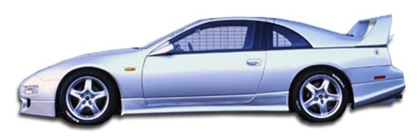 Duraflex Bomber Side Skirts Rocker Panels - 2 Piece - Duraflex 100983