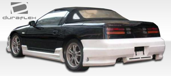 Duraflex C-1 Side Skirts Rocker Panels - 2 Piece - Duraflex 104690