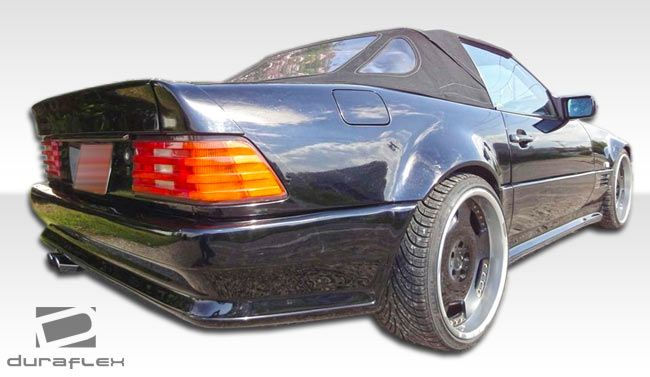 Duraflex AMG2 Look Side Skirts Rocker Panels - 2 Piece - Duraflex 107189