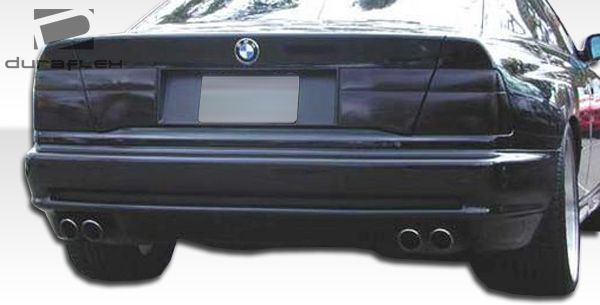 Duraflex AC-S Rear Add On Bumper Extensions - 5 Piece - Duraflex 105055