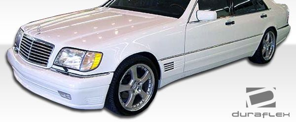 Duraflex LR-S Body Kit - 6 Piece - Duraflex 105185