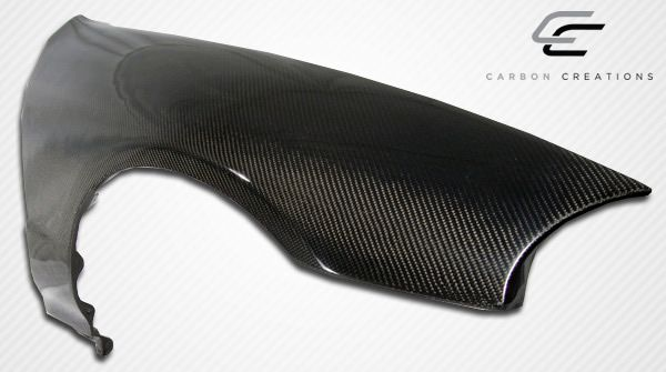 Carbon Creations OEM Fenders - 2 Piece - Carbon Creations 105550