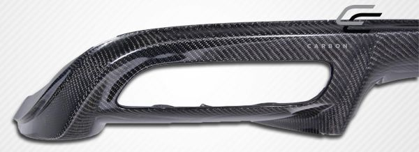 Carbon Creations ZR Edition Rear Diffuser - 1 Piece - Carbon Creations 105700