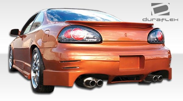 Duraflex Showoff 3 Body Kit - 4 Piece - Duraflex 105712