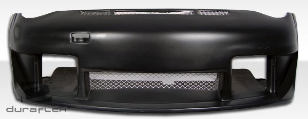 Duraflex GT3-R Look Wide Body Front Bumper Cover - 1 Piece - Duraflex 105400